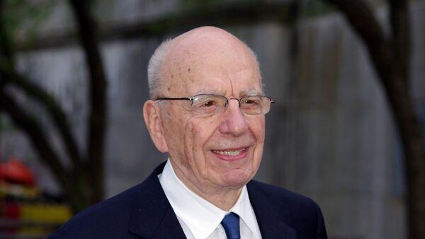 Rupert Murdoch 2011 Shankbone - Sputnik International