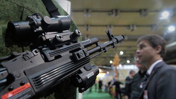 Kalashnikov assault rifle - Sputnik International