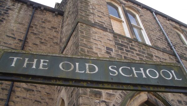 The Old School - Sputnik International