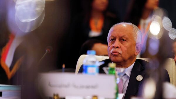 Yemeni Foreign Minister Riad Yassin - Sputnik International