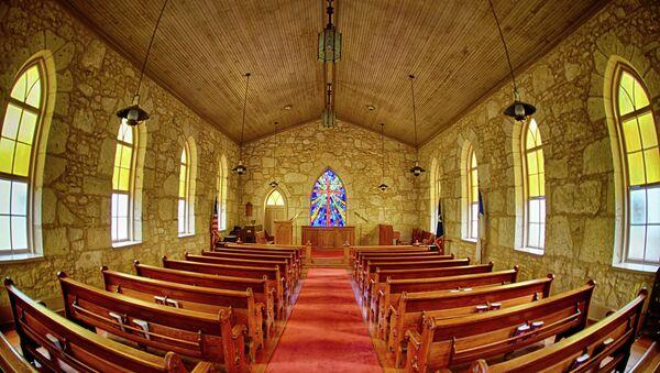 San Antonio, church - Sputnik International