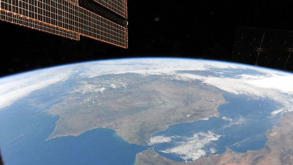 View of the Earth from space - Sputnik International