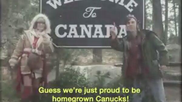 Canadians Rap About America - Sputnik International