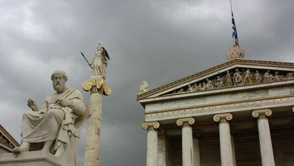 Academy of Athens, Greece - Sputnik International