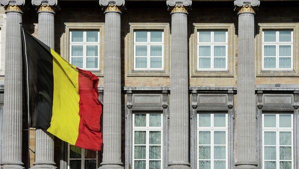 Belgian flag - Sputnik International