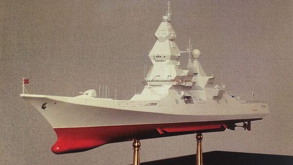 Leader class destroyer - Sputnik International