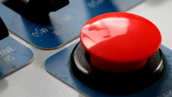 The big red button - Sputnik International