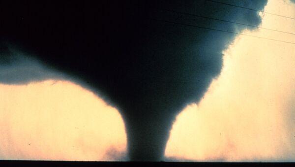 A tornado - Sputnik International