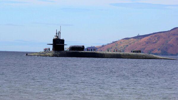 USS Michigan - Sputnik International