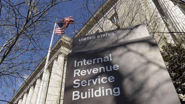 This March 22, 2013 file photo shows the exterior of the Internal Revenue Service building in Washington - Sputnik International