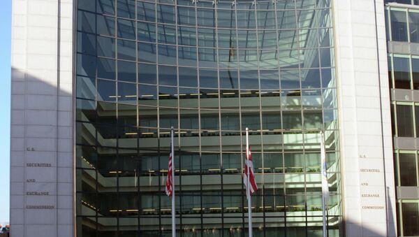 US Security and Exchange Commission (The SEC) - Sputnik International