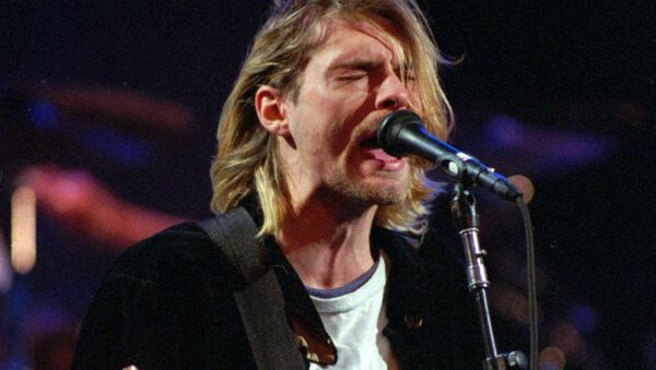 Was Kurt Cobain Murdered? Former Seattle Police Chief Wants Case Reopened - Sputnik International