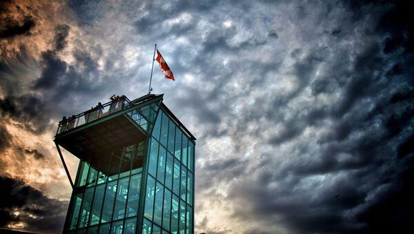 Canadian Cops Talk Oral Sex Over Helicopter's PA, Neighborhood Hears it All - Sputnik International