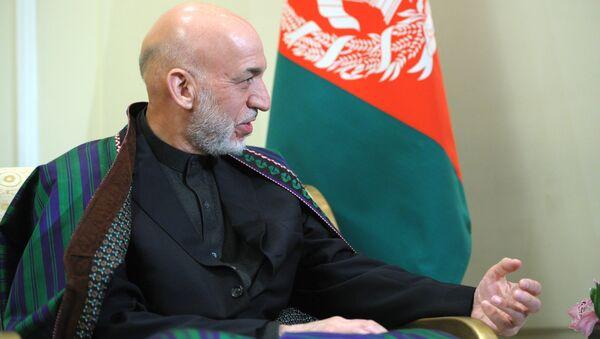 Former President of Afghanistan (2004-2014) Hamid Karzai - Sputnik International