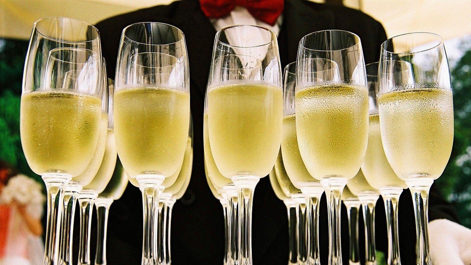 Champagne - Sputnik International, 1920, 19.09.2021