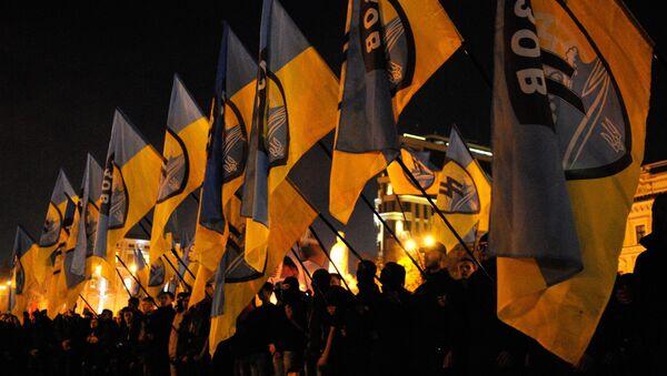 Ukrainian Insurgent Army anniversary - Sputnik International