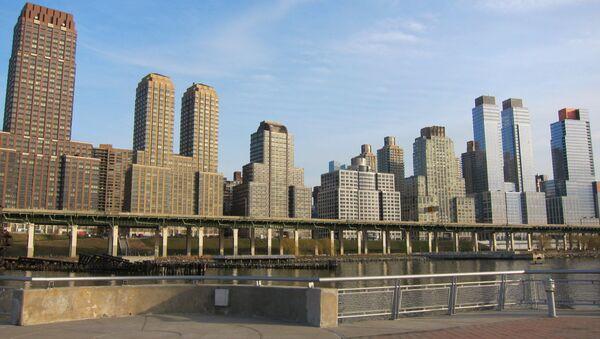 100 Riverside Boulevard,The Avery (fifth from the left), New York - Sputnik International