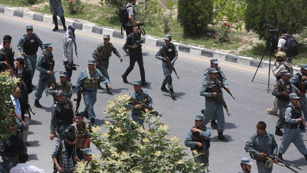 Afghan security forces - Sputnik International