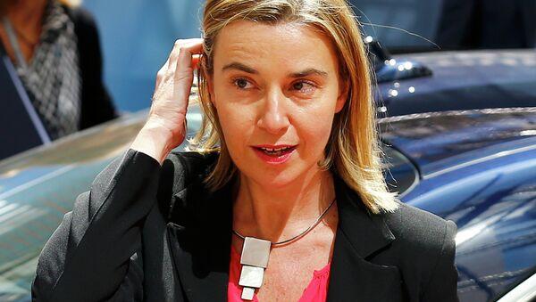 Federica Mogherini - Sputnik International