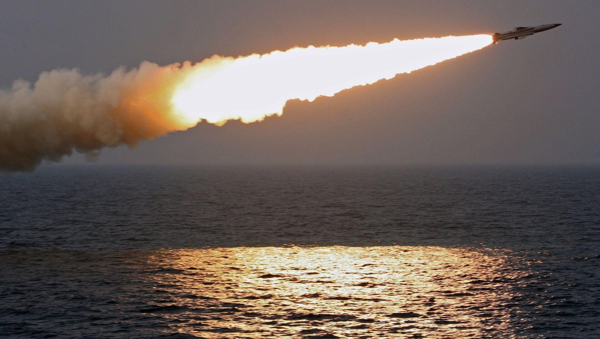 Hypersonic missile - Sputnik International, 1920, 30.07.2021