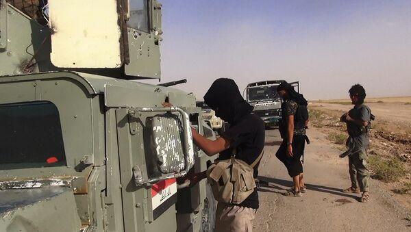 Islamic State of Iraq and the Levant (ISIL) militants - Sputnik International