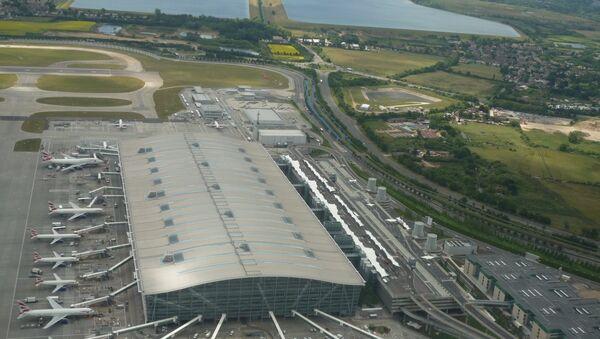 Heathrow Airport - Sputnik International
