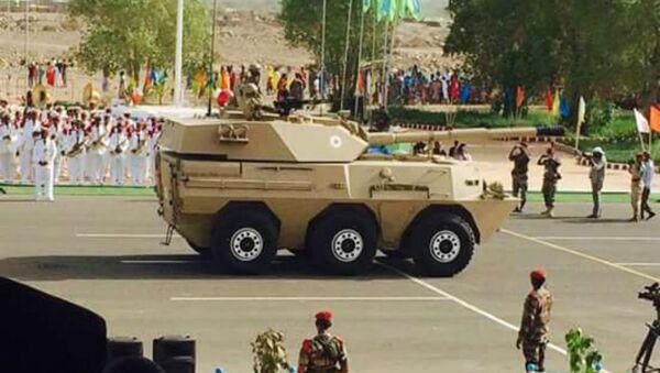Norinco WMA301 Assaulter Tank at Djibouti's Independence Day Parade. - Sputnik International