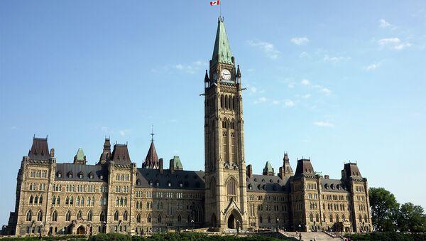 Parliament Buildings, Ottawa - Sputnik International