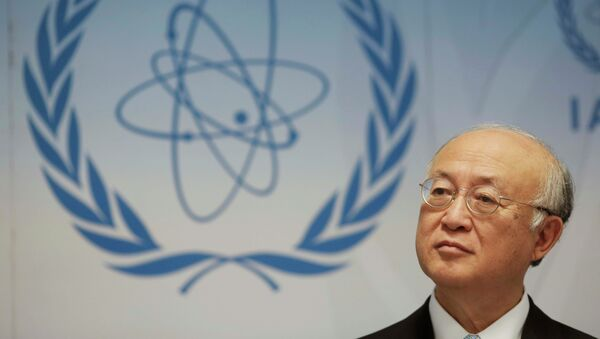 International Atomic Energy Agency (IAEA) Director General Yukiya Amano - Sputnik International