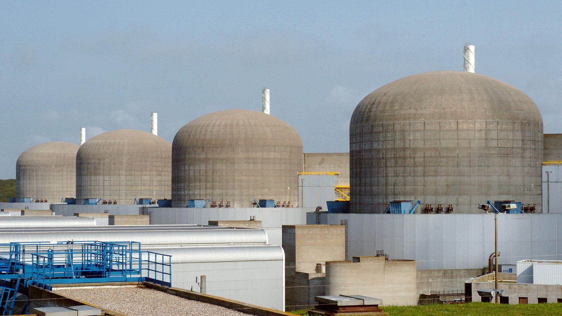 Paluel nuclear power plant in Paluel, western France - Sputnik International, 1920, 12.10.2021