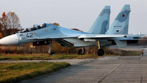 Su-30M2 fighter - Sputnik International