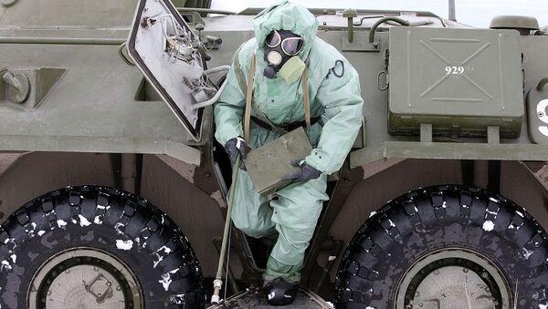 Russia is due to host International Chemical Defense Games - Sputnik International