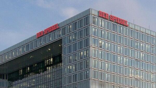 Der Spiegel headquarters - Sputnik International