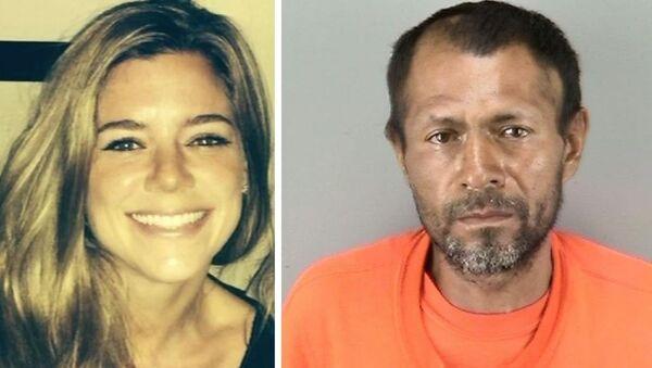 Francisco Sanchez murdered Kathryn Steinle after being deported five times - Sputnik International