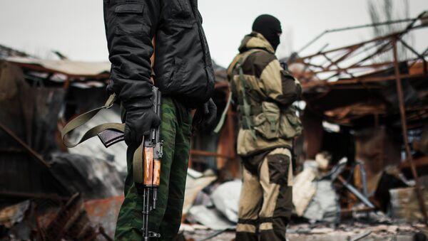 Situation in Donbass - Sputnik International