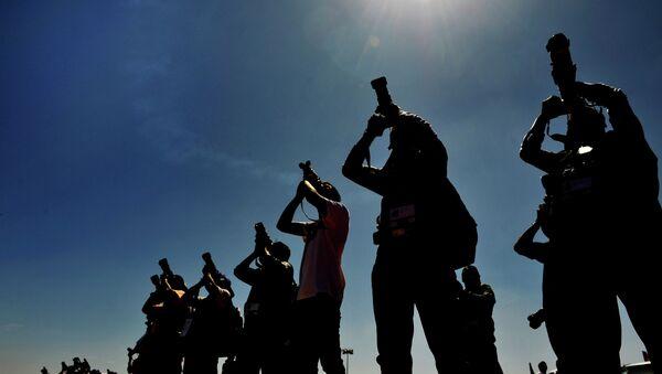 Photographers and video journalists - Sputnik International