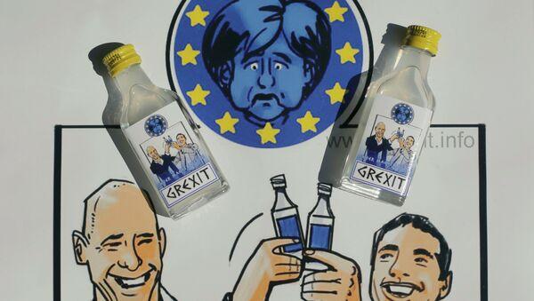 Grexit - Sputnik International