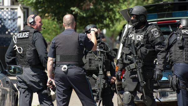 New Docs Reveal US SWAT Teams Mostly Respond to Low-Risk Situations - Sputnik International