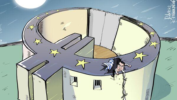 The Greek Escape? - Sputnik International