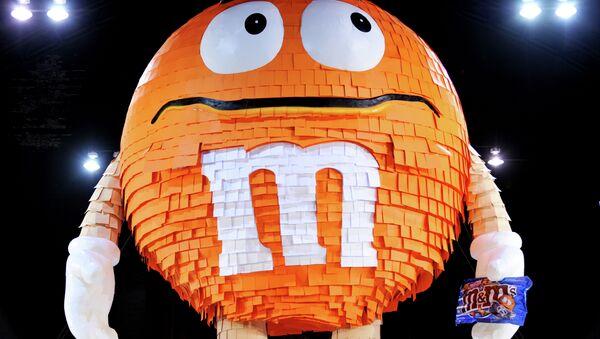 M&M candy - Sputnik International