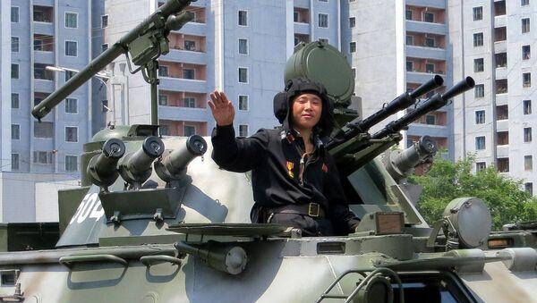North Korea Victory Day - Sputnik International