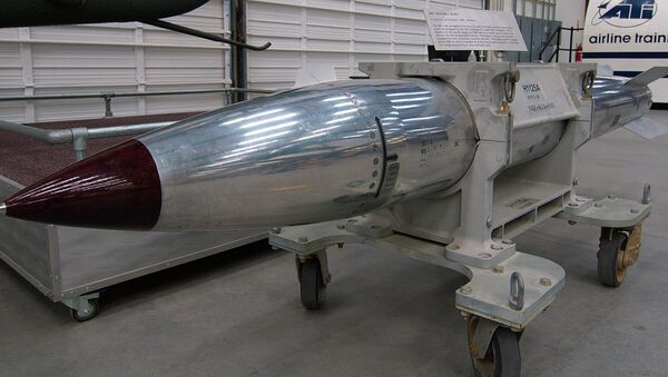 B61 nuclear bomb - Sputnik International