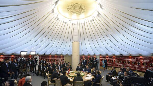 Ufa hosts the BRICS and the Shanghai Cooperation Organization (SCO) summits on July 9-10 - Sputnik International