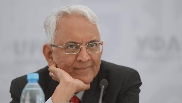 Pundi Srinivasan, Ambassador Extraordinary and Plenipotentiary of the Republic of India to the Russian Federation - Sputnik International
