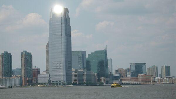 Golman Sachs Building - Sputnik International