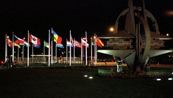 NATO headquarters in Brussels - Sputnik International