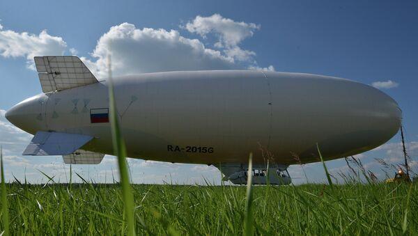 An AU-30 airship - Sputnik International