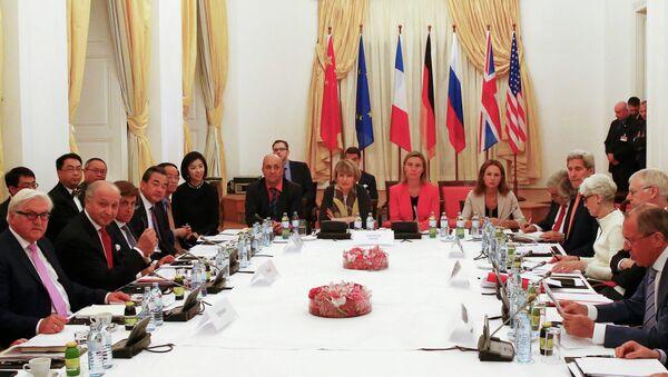 Iran, P5+1 meeting - Sputnik International