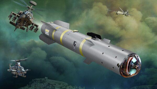 The Lockheed Martin Joint Air-to-Ground Missile (JAGM) - Sputnik International