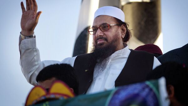 Hafiz Saeed, the leader of the Islamic State terror group in Afghanistan - Sputnik International